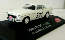 wonderful ATLAS-modelcar VOLVO P1800 #331 RALLY MONTE CARLO 1962 - white - 1/43