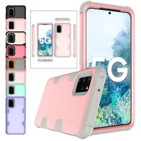 For Samsung Galaxy S20 Ultra S10e S9+ S8 Plus Hybrid Rugged Defender Case Cover