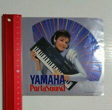 Aufkleber/Sticker: Yamaha Porta Sound (190416144)