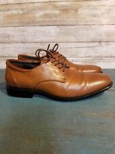 VanHeusen Brown Dress Men's 8M Shoes