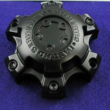 ULTRA MOTORSPORTS FAST HD SERIES BLACK WHEEL CENTER CAP DODGE PART# 89-9864BF