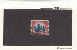 1922 Used $5 Lady Liberty Statue #573