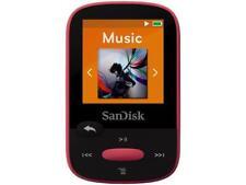 SanDisk Pink 8GB MP3 Player SDMX24-008G-G46P