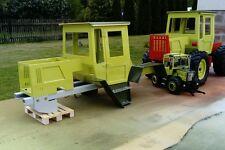 MB Trac 900 Turbo Bausatz 1:14 Aluminium, NUR NOCH EINER verfügbar! DER LETZTE!