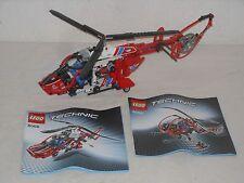 LEGO - Technic - 8068 - Helicóptero Helicóptero - técnico