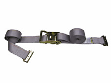 "(4)  2""x16' Series E Ratchet Strap w/ Spring E Fittings"