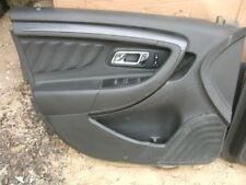 10 Ford Taurus SHO door panels