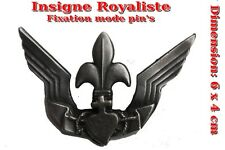 Insigne Raider-Scout ( fixation mode pin's )