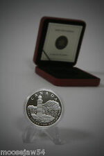 Lighthouse Series  -Canada's Oldest  Serving  Lighthouse  1 OZ .9999 Silver Coin