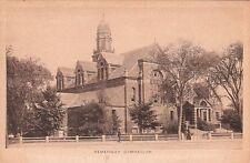 Postcard Hemenway Gymnasium Harvard University Cambridge MA