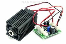 Focusable 300mw 808nm Infrared IR Laser Diode Dot Module 12V+ TTL+ Fan Cooling