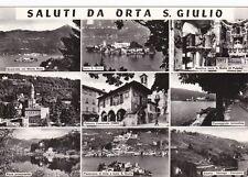 # ORTA S. GIULIO: SALUTI DA