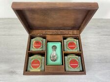 More details for fortnum and mason rare tea collection famous teas - box - tins & spoon