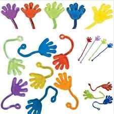 10 Pcs Kids Party Supply Favour Mini Sticky Jelly Stick Slap Squishy Hands Toy