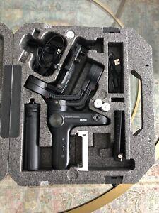 ZHIYUN WEEBILL LAB 3-Axis Handheld Stabilizer DSLR Video Camera Gimbal - Used