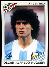 Oscar Alfredo Ruggeri Argentina #164 World Cup Story Panini Sticker (C350)