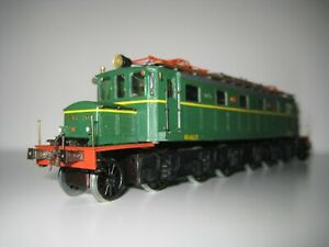Mabar H0 7100 - Locomotora artesanal serie 271-007-7 RENFE 7107
