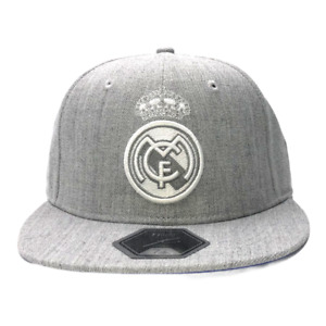 Real Madrid Fi Collection Team Patch Fitted Hat Size 7