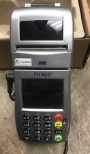 FirstData FD-400ti Terminal Card Reader