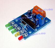 5 LED VU Meter Driver Audio Level Indicator / Power Meter Level Indicating 5-12V