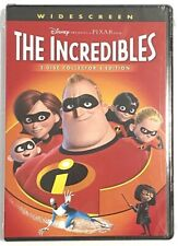 New listing New Sealed The Incredibles 2-Disc Collector'S Edition Dvd (Widescreen)