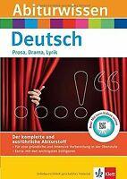 Abiturwissen Deutsch: Prosa, Drama, Lyrik von Gigl, Claus   Buch   Zustand gut