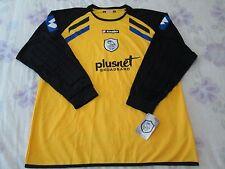 Sheffield Wednesday goalkeeper football shirt size XXL Lotto