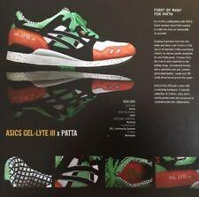 Flyer ASICS GEL x PATTA Running shoes