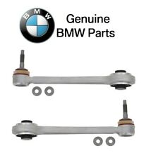 For BMW E39 E60 525i Set of Two Rear Lower Guide Links for Wheel Carrier OES