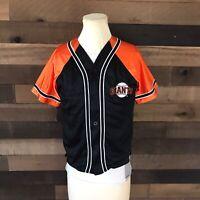 San Francisco Giants Baseball Youth Jersey Size Medium MLB Meechandise