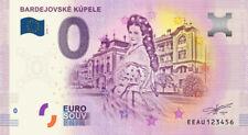 Billet Touristique 0 Euro - Bardejovske Kupele - 2018-1