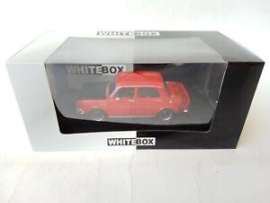 Whitebox Simca 1000 Rallye 2 1970 1/24 WB124050