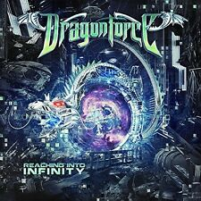 DragonForce - Reaching Into Infinity [New CD] With DVD