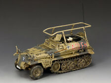 AK107 Rommel's ADLER Command Vehicle by King and Country
