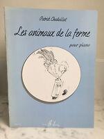 Patrick Chadaillat Las Animales de La Granja Henry Lemoine 2005