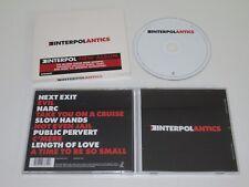INTERPOL/ANTICS(LABELS 8663652) CD ALBUM
