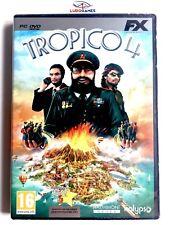 Tropico 4 PC Nuevo Precintado Retro Videogame Videojuego Sealed New PAL/SPA