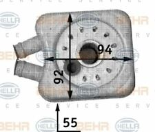 8MO 376 726-221 HELLA Oil Cooler  engine oil