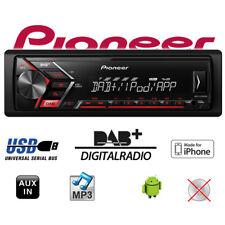 Pioneer MVH-S200DAB - DAB+ MP3/USB Android iPhone Autoradio KFZ Auto PKW Radio