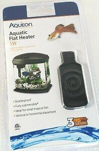 AQUEON Aquatic Flat Heater 5W For Desktop Aquariums Up To 2 Gallons (100533032)
