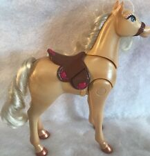 2006 Barbie Baby Horse Mattel Open Mouth Me And My Horse