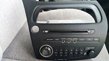 Honda civic type r radio MP3 REPRODUCTOR DE CD AM FM Receptor Unidad Principal Estéreo Panasonic