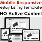 Template Ebay Listing Auction Design Responsive 2021 Professional Compliant Html