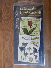 Joanna Sheen HERB GARDEN Wendy Cotterill Rubber Stamp Set