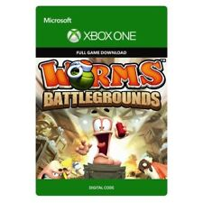 WORMS BATTLEGROUNDS * XBOX ONE GAME DOWNLOAD * XB1 * KEY * SAME DAY DELIVERY