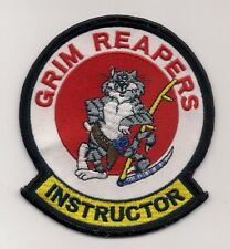USN VF-101 TOMCAT INSTRUCTOR patch F-14 TOMCAT FIGHTER SQN