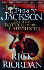 Percy Jackson and the Battle of the Labyrinth by Rick Riordan [Paperback]
