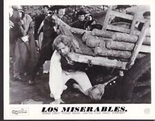 Richard Jordan Jean Valjean Les Miserables 1978 vintage movie photo 23170