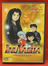 InuYasha True Face of Evil Vol.22 Dvd Pre-Viewed Clean Disc Anime Viz Video 1629