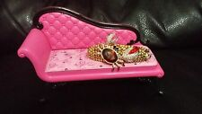 Crystals & BETSEY J CRAB w/ Lobster? Jewelry BARRETTE Light Topaz CRABBY!
